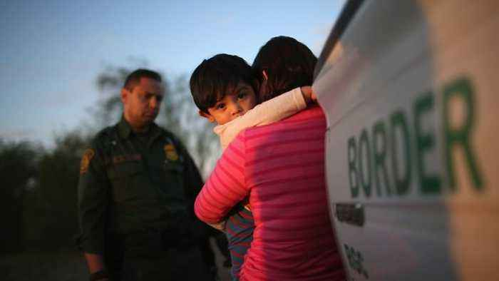 News video: Attorneys General Demand An End To Separation Of Immigrant Families