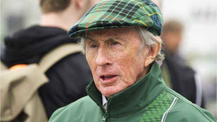 News video: Jackie Stewart Will Headline British Grand Prix F1 Retro Parades
