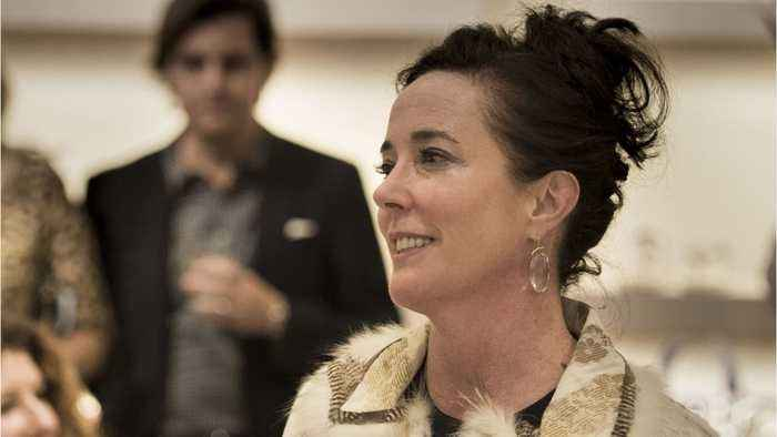 Kate Spade's Dad Dies Less Than Three Weeks - One News ...