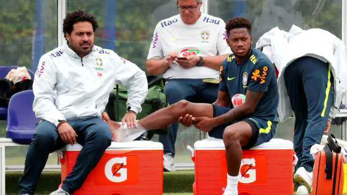 News video: Manchester United confirm signing of Brazil midfielder Fred