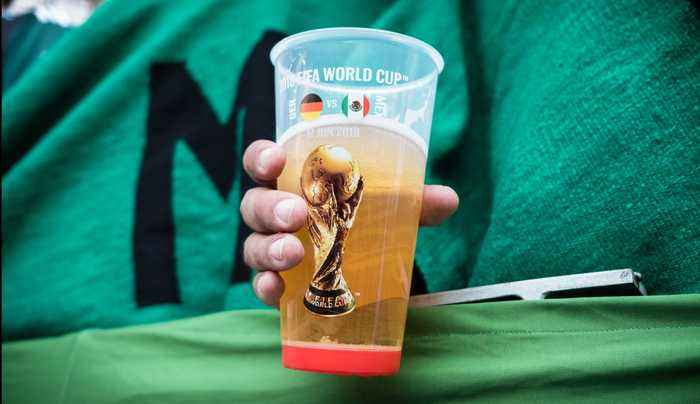 News video: World Cup Fans Are Drinking Moscow Dry Of All Its Beer