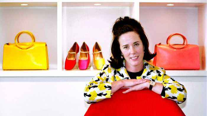 Kate Spade's Father Dies The Night Before Her Funeral