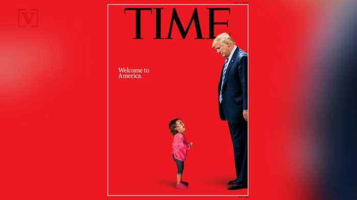 Father Says Crying Honduran Girl on Time Cover Was Not Separated From Mother