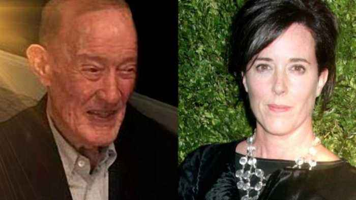 News video: Did Kate Spade's Dad Suffer From Broken Heart Syndrome Like Debbie Reynolds?