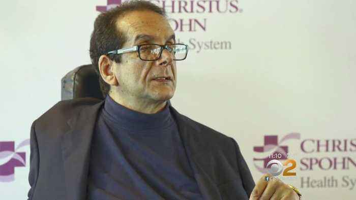 News video: Charles Krauthammer Dies At 68