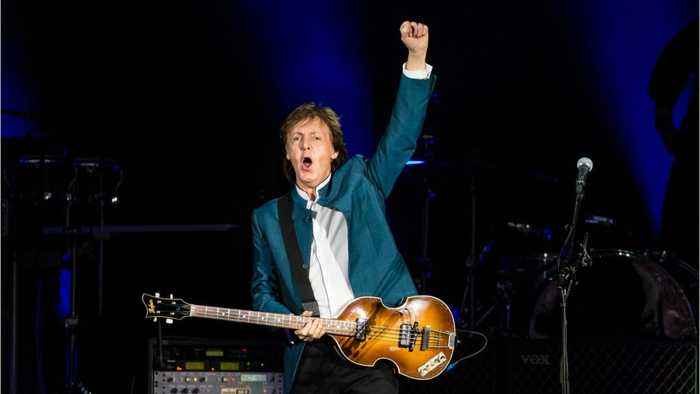 Paul McCartney Sang 'Let It Be' On 'Carpool Karaoke'