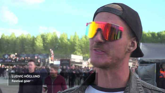 News video: Denmark's metal festival 'Copenhell' opens its gates to 25,000 fans
