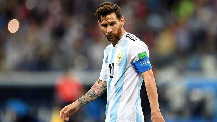 How Badly is the 2018 World Cup Damaging Lionel Messi's Legacy?