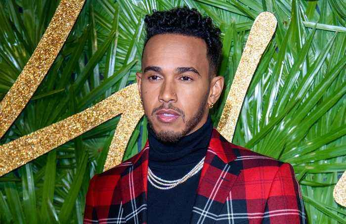 News video: Lewis Hamilton's studio sessions with Jess Glynne