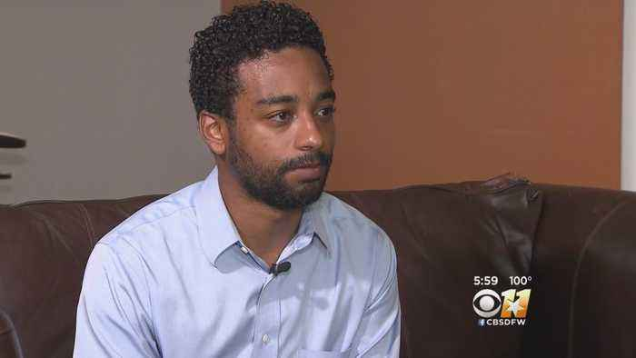 News video: Father Grateful For Good Samaritan Who Tried To Save Son's Life