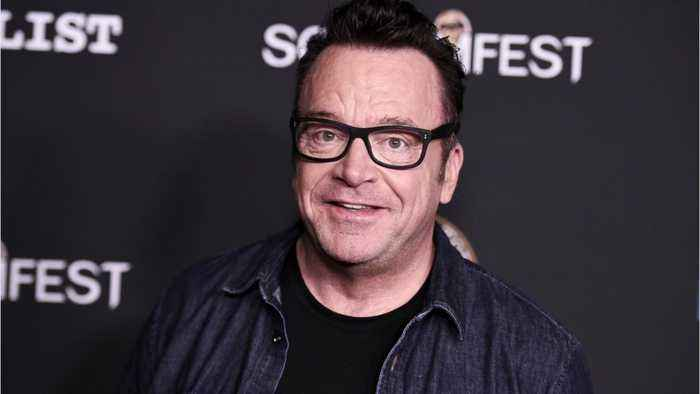News video: Does Tom Arnold Have Unheard Tapes Of Donald Trump?