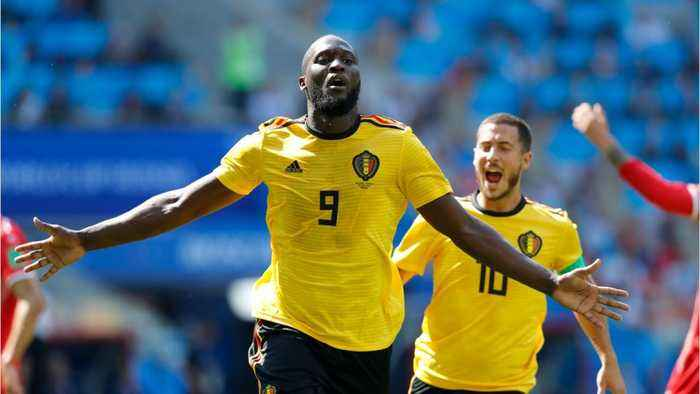 News video: Hazard And Lukaku Lead Belgium to Victory Against Tunisia