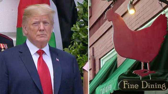 Red Hen Restaurant President Trump Claims Is 'Filthy' Has Clean Record