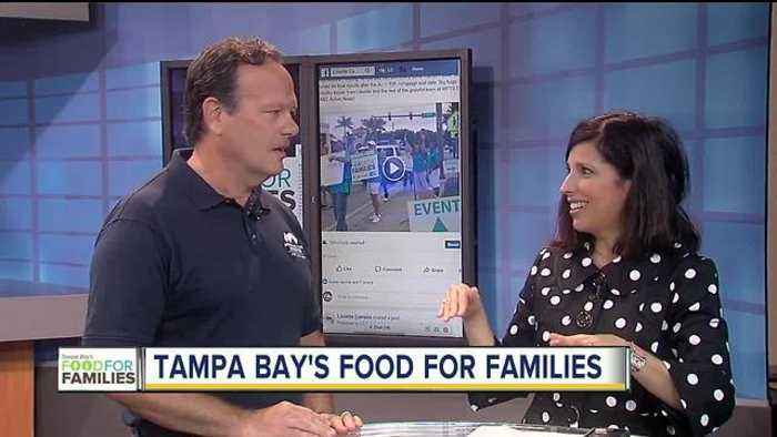 Positively Tampa Bay 15: Food for Families