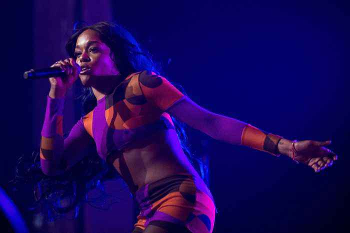 News video: Azealia Banks Launches GoFundMe in Fight Against Russell Crowe