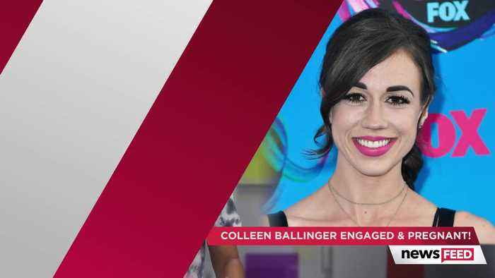 Colleen Ballinger is PREGNANT and ENGAGED to
