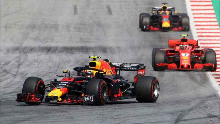 News video: Max Verstappen Wins Wild Austrian GP