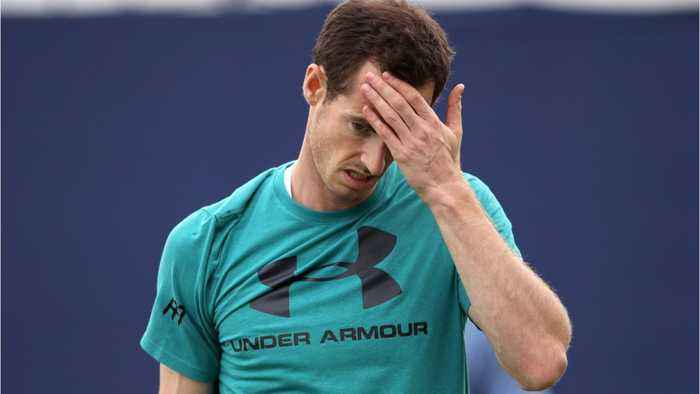 Two-Time Champ Andy Murray Withdraws From Wimbledon