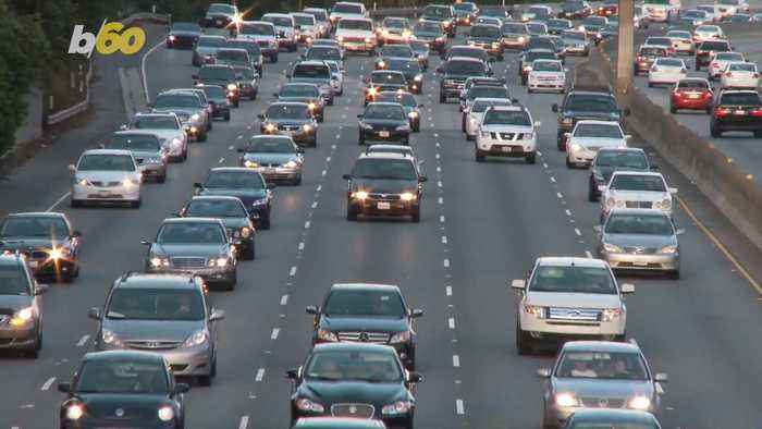 News video: You've Been Warned! AAA Projects Record Travel For July 4th