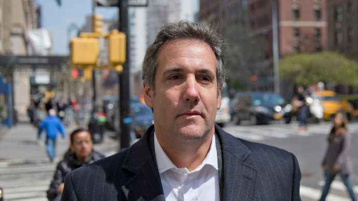 News video: Michael Cohen Signals He Will Cooperate With Authorities
