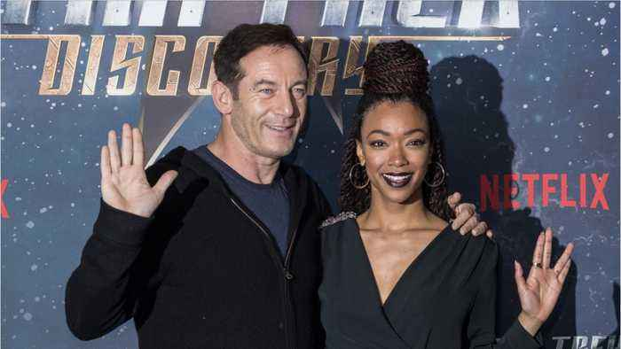 News video: Star Trek: Discovery To Have Huge Comic Con Moment