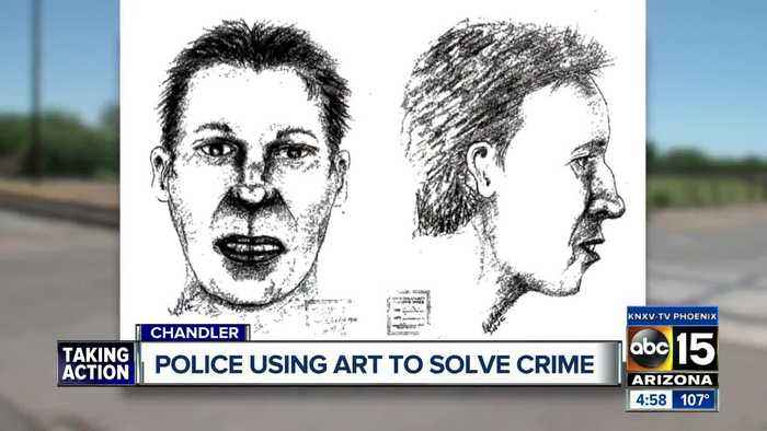 Chandler police release sketch of man found dead in 2002; hoping someone may known him