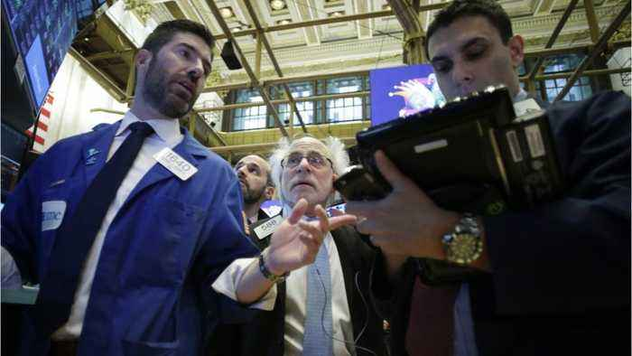 News video: Wall Street Opens Higher With Energy Stocks Boost
