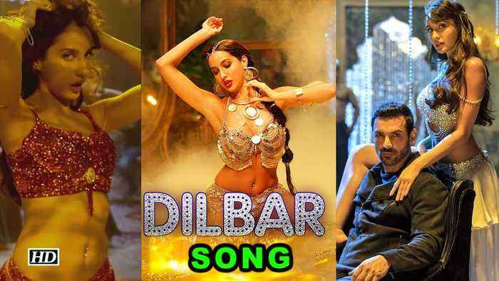 dilbar video song