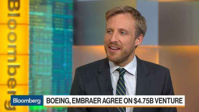 Boeing Challenges Airbus With $4.75 Billion Embraer Venture