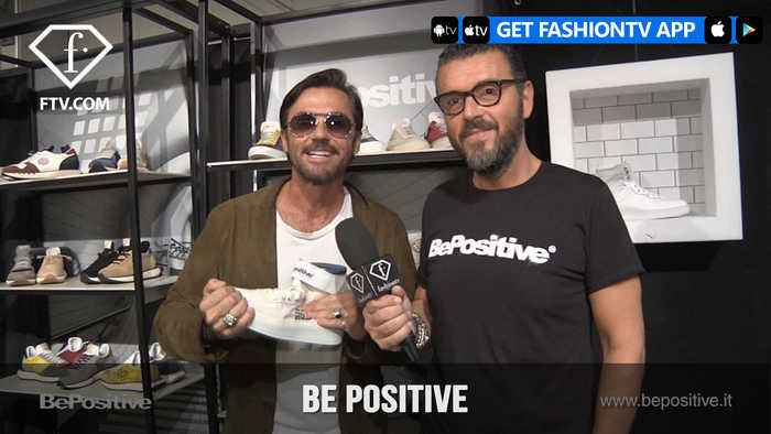 News video: BE POSITIVE ITALY SS18 COLLECTION | FashionTV | FTV