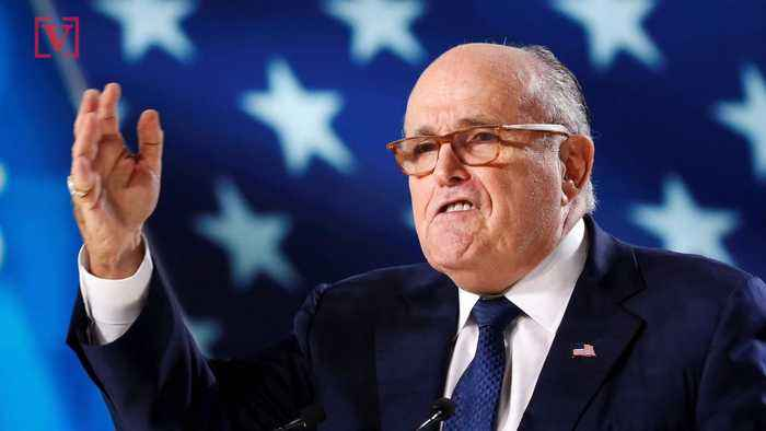 News video: Giuliani: Trump Didn't 'Originally' Know About $130,000 Payment To Stormy Daniels