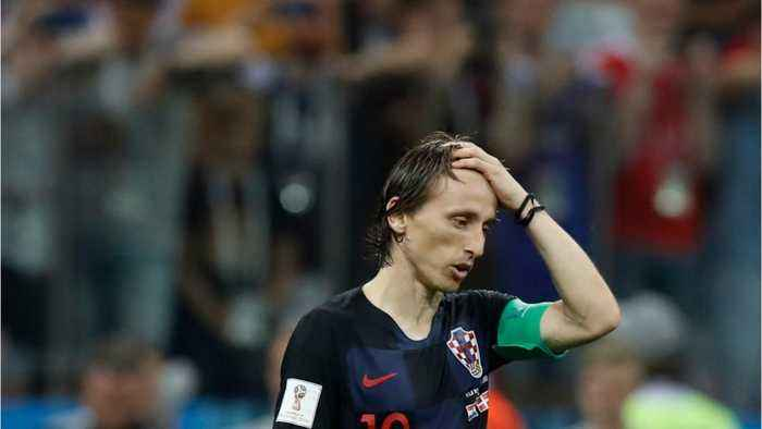 News video: Modric Shines In Quarter Finals But His Teammates Need To Do More