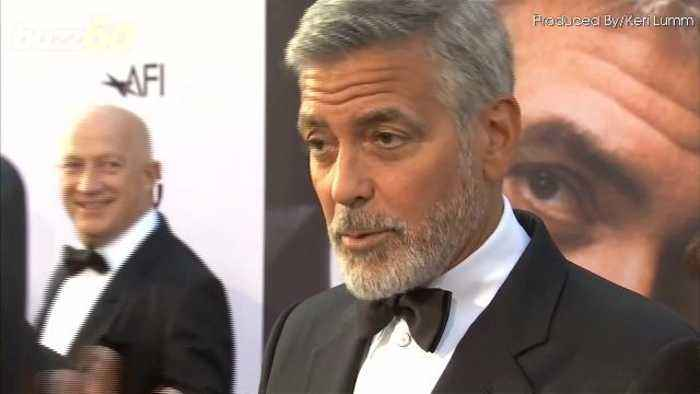 George Clooney has been rushed to hospital after horror' car crash