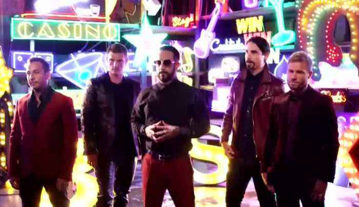 News video: Final dates announced for Backstreet Boys Las Vegas show