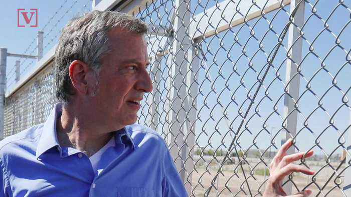 Border Patrol Says NYC Mayor Bill de Blasio Crossed Border Illegally
