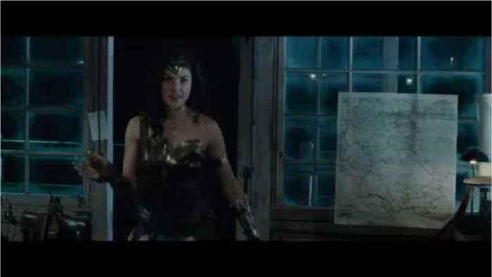 News video: Is Wonder Woman The Best Character In The DCEU?