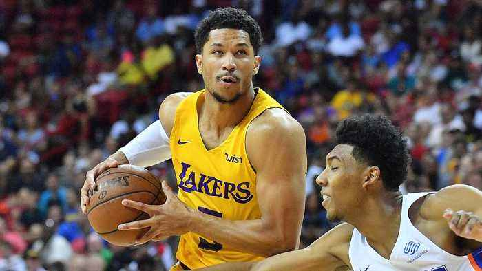 News video: Josh Hart Looks Like a True Asset for LeBron James, Lakers