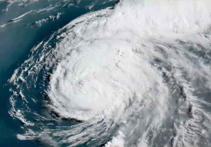 Hurricane Chris Swirls Away from US East Coast