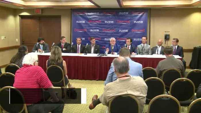 News video: Ex-Louisville players sue NCAA over stripped title