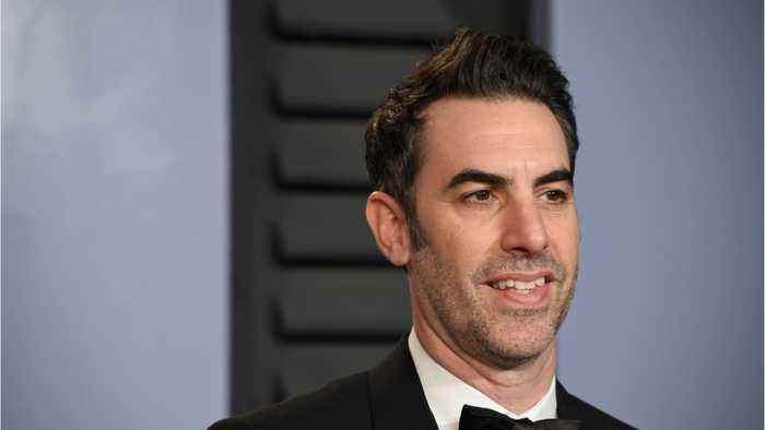 News video: Sacha Baron Cohen Posed As A Disabled US Veteran For Interview With Sarah Palin