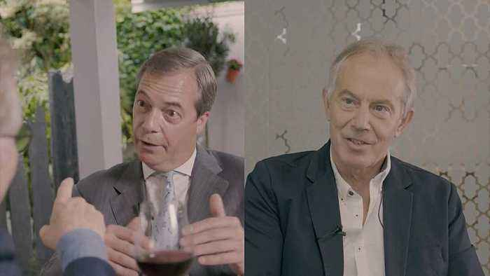 To Brexit or not to Brexit: uncut interviews with Tony Blair and Nigel Farage