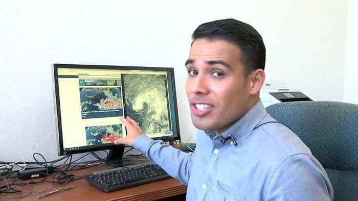 News video: UA FORECAST: Fewer hurricanes in the Atlantic
