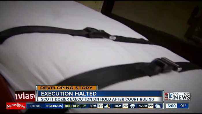 News video: Drug maker throws wrench in plans for Nevada execution