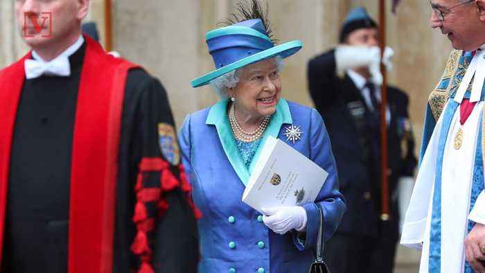 Queen Elizabeth II to Treat President Trump to Military Parade