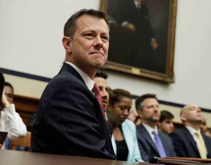 FBI agent Peter Strzok's testimony before House panel kicks off with shouting match between Dem, GOP lawmakers