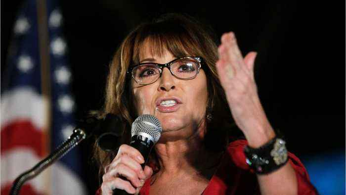 News video: Sarah Palin Says She Was Duped Into An Interview With Sacha Baron Cohen