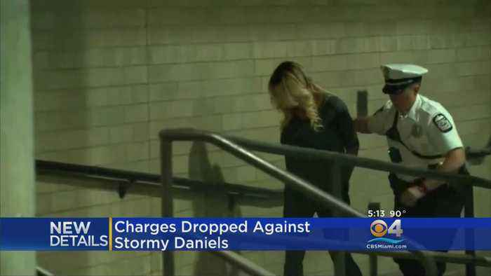 Charges Dropped Against Stormy Daniels After Ohio Arrest