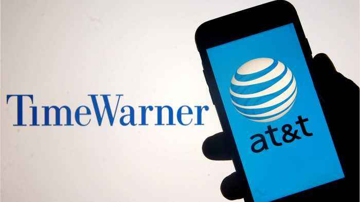 AT&T Stocks Drop After Department Of Justice Appeals Time Warner Merger