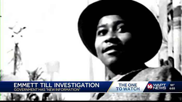 News video: Emmett Till investigation reopened by Federal government