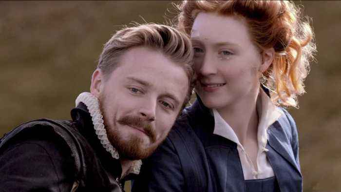 News video: Margot Robbie, Saoirse Ronan In 'Mary Queen Of Scots' First Trailer